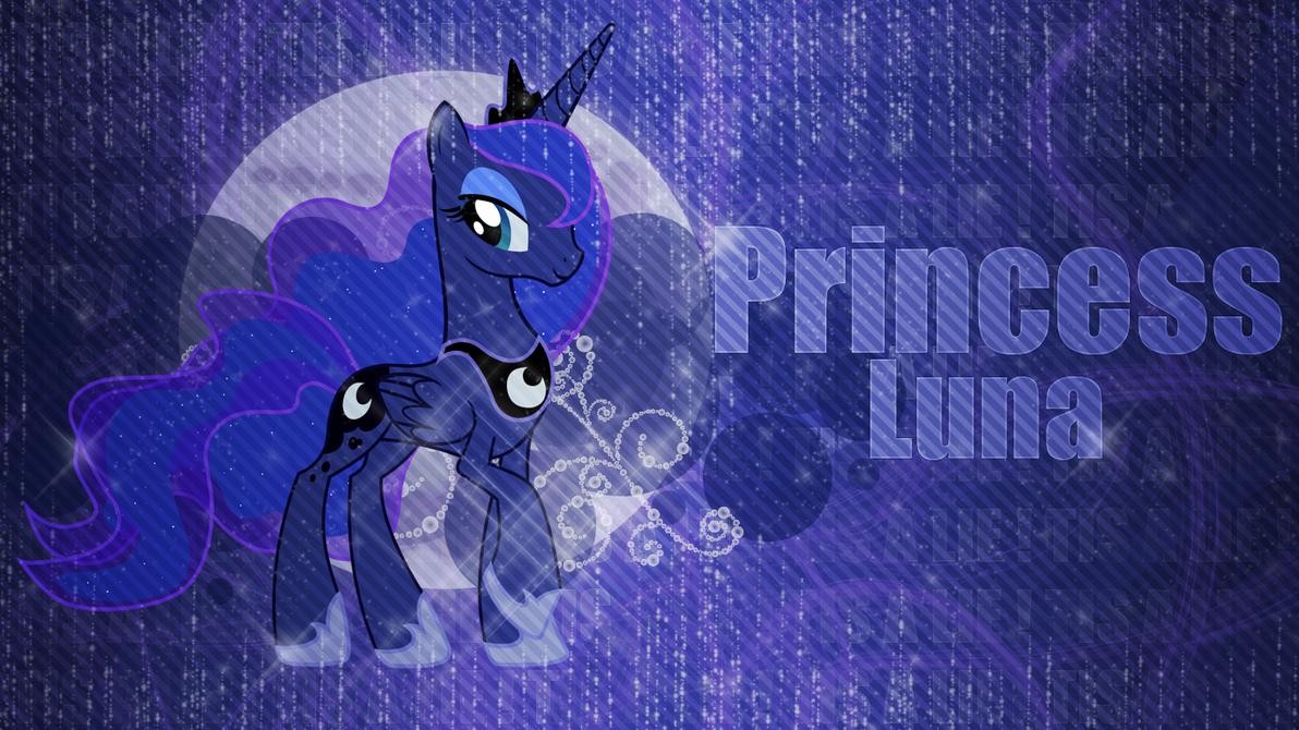 Cool Wallpaper Horse Purple - wallpaper__princess_luna_by_niightmaremoon-d6cc7hs  Collection_615691.png