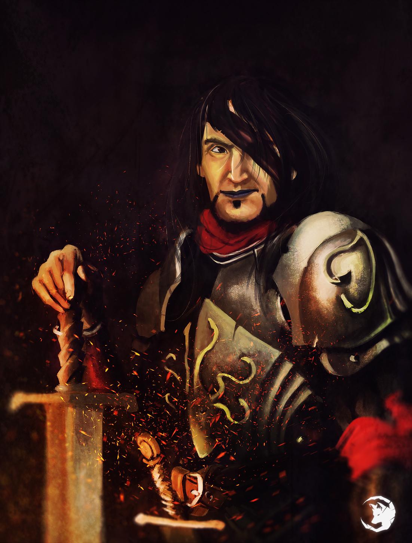Euron Greyjoy by redvulpesART on DeviantArt
