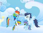 My Headcanon Future: Rainbow Dash and Soarin