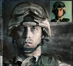 soldier retouched