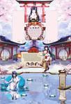 Lianhua by meromerowanko