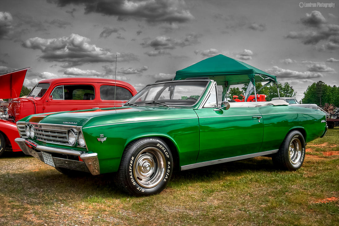 1967 chevelle by va-guy