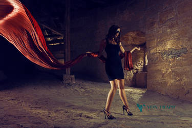 Flick of Red v.1 by Von Trapp Photography 2014 by VTphoto