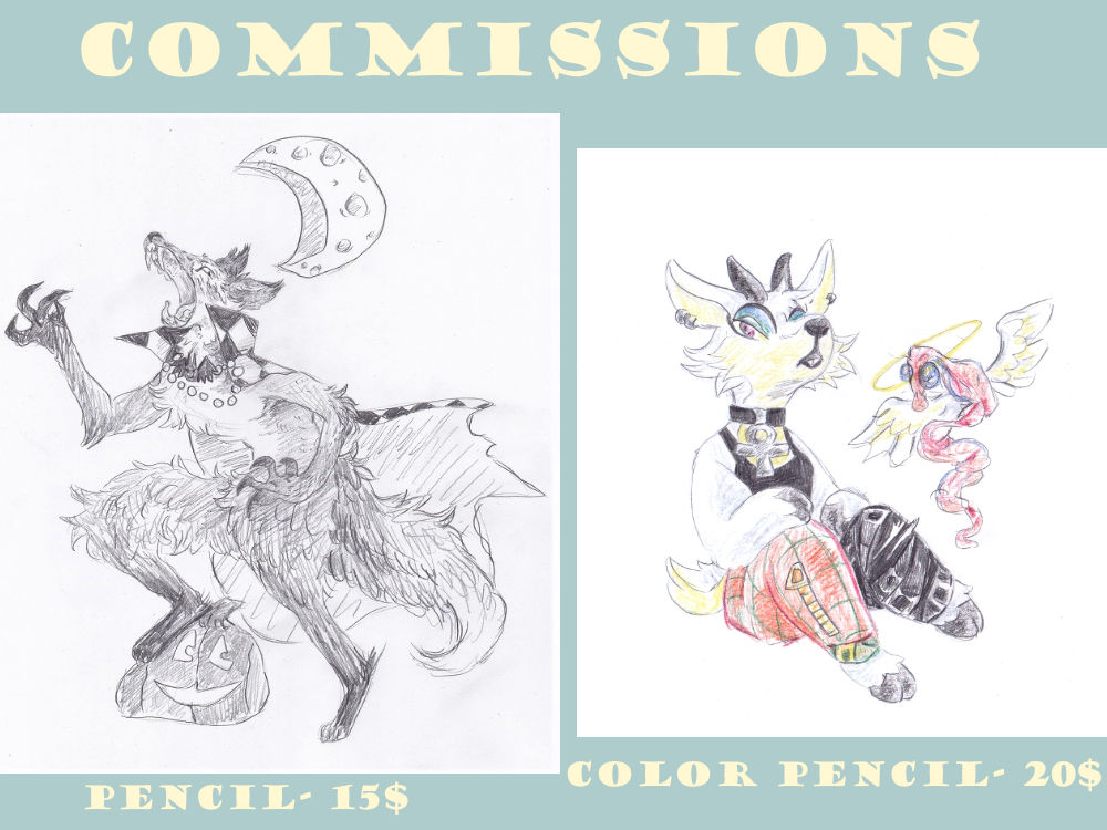 Commission s open send note if interested