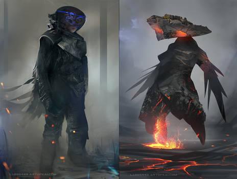 sci fi concepts