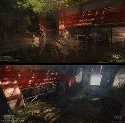 The Last Of Us CryEngine Environment Fan Art