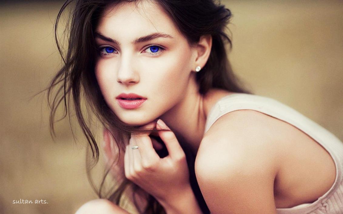 nude russian girls blue eye