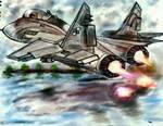 Iron Eagle by sherebis