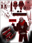 Homicide!Sans From The Villain Sans Squad