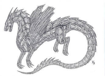 MetalOne by MetalDragoness