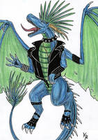 Tenwera Punk by MetalDragoness