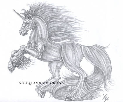 Ruth Thompson's Unicorn
