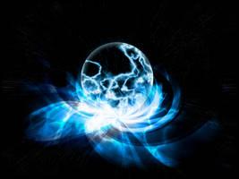 Lightning Ball by Lyssara