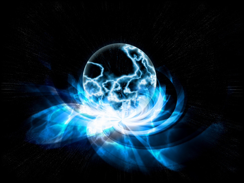 Lightning Ball by Lyssara on DeviantArt