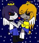 (stxh) Angels (tinky winky x laa-laa) remake