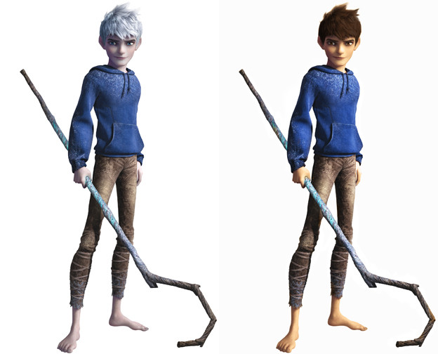 Jack Frost (Human Version) by Alicegal on DeviantArtJack Frost Rise Of The Guardians Human