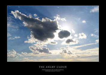 The Angry Cloud by saecula