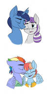 Parents Of The Mane Six