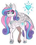 MLP NextGen Bio: Flurry Heart by Celestial-Rainstorm