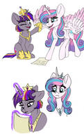 MLP NextGen: Young Dawn and Flurry