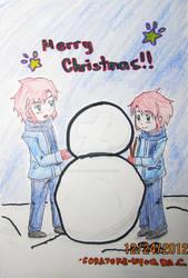ToA- Merry Christmas by sorayume-kyou