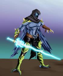 Raziel - Gladiator of the Abyss by OneAboveHell