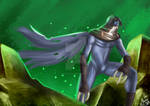 Saturday Painting Raziel by OneAboveHell