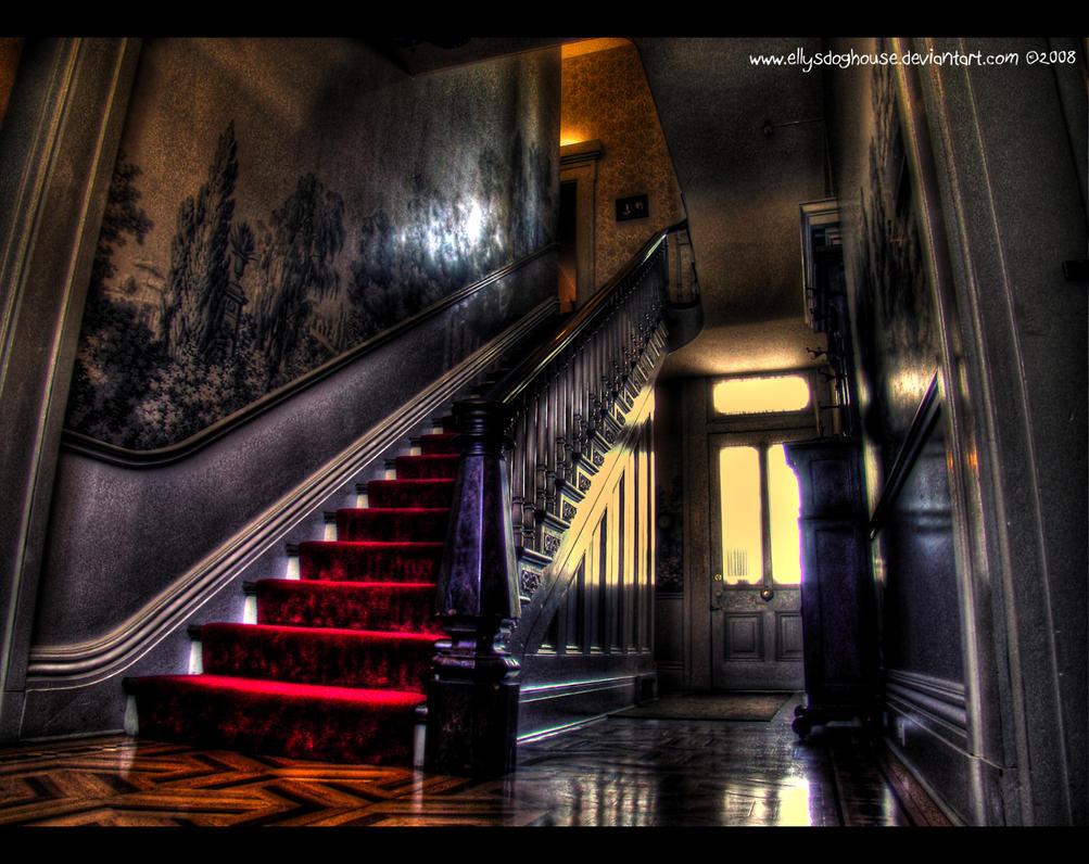 Mansion Foyer Email : Demenil mansion entry foyer by ellysdoghouse on deviantart