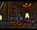 DeMenil Mansion - Bedroom
