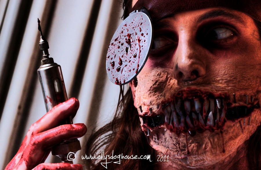 The Demented Doctor by ellysdoghouse