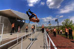 Midwest Parkour and Freerunning Jam - Logan