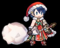 Fe Heroes Christmas.Fe Heroes Custom Sprites Christmas Alfonse By