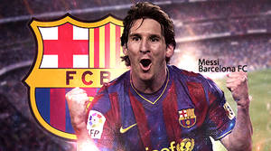 Messi by seravoo