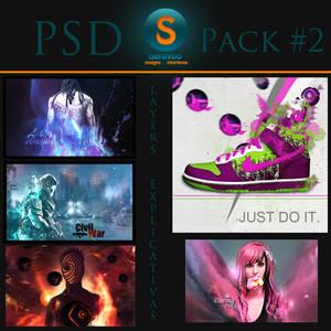 Seravoo PSD PACK 2