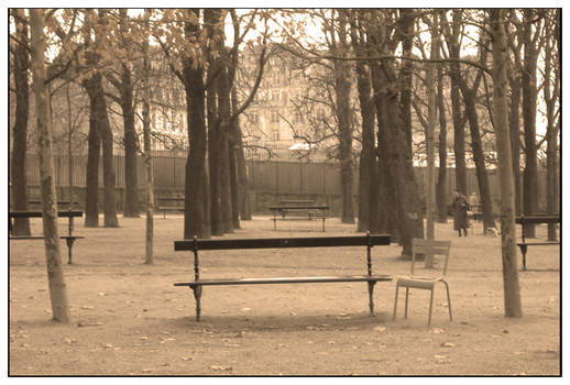 au parc..