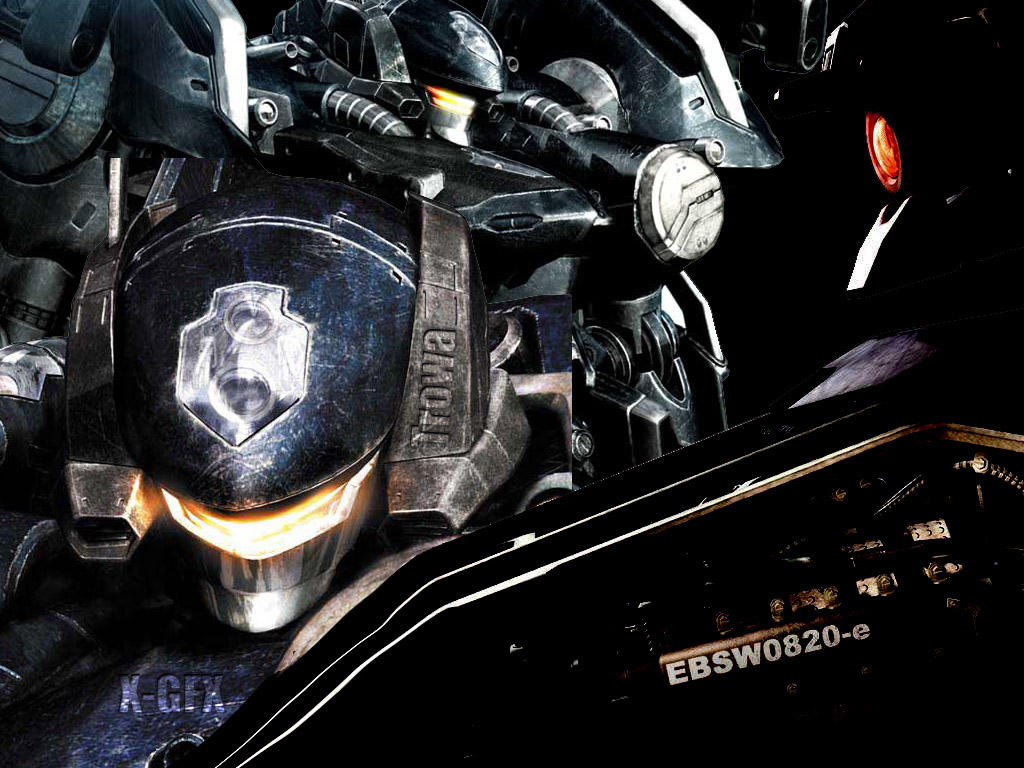 Armored core wallpaper by trowa takamori on deviantart armored core wallpaper by trowa takamori voltagebd Images
