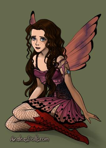 Fluttering Wings by RebelWinxGirl