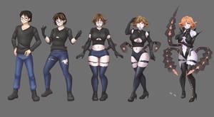 Kronya TG Sequence by Rezuban