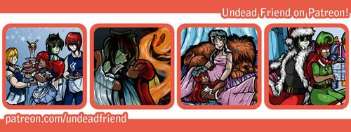 Undead Friend on Patreon! by undeadfriend