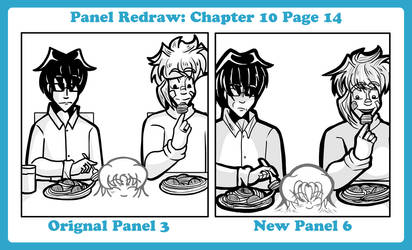 Panel Redraw: Chapter 10 Page 14 by undeadfriend