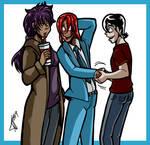 Undead Friend Genderswap Scene 04 by undeadfriend