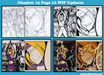 Making of: Chapter 15 Page 12 by undeadfriend