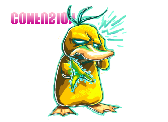 Psyduck confusion by pablog143 on deviantART