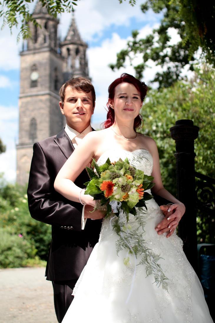 Wedding - Steffi+Nubbel by Schantra