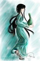 Enslaved Aquamarine by Ashelflaed