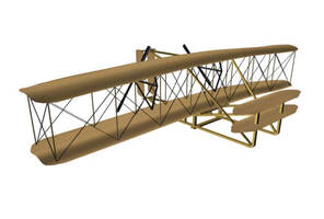 1903 Wright Flyer Front