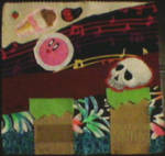 Kirby Quilt Patch GoNintendo