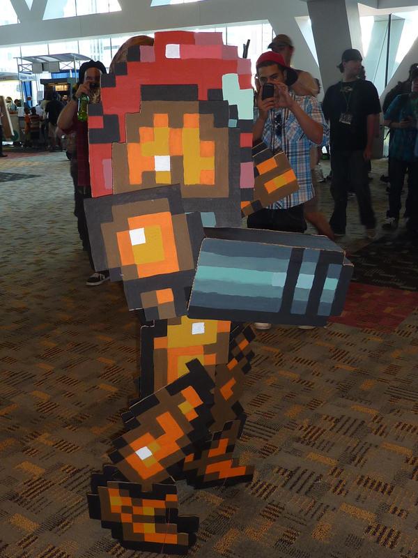 Samus from Super Metroid