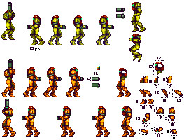 Samus Costume Reference File by ChozoBoy