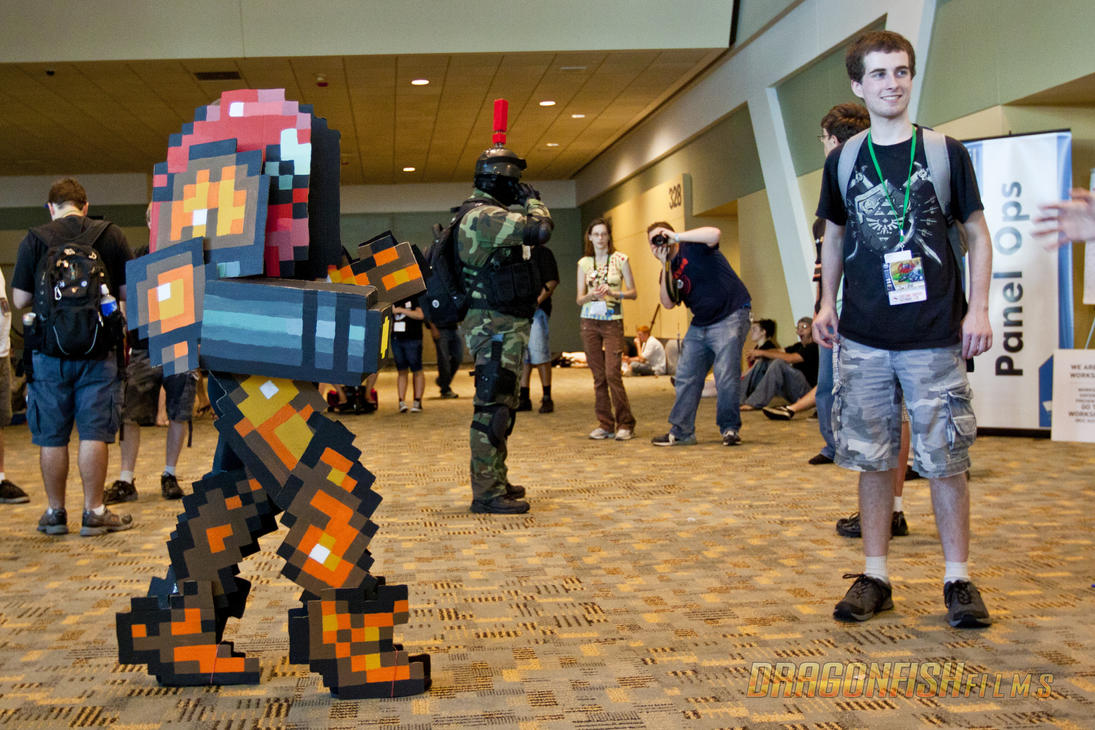 Samus Aran: Metal Gear by ChozoBoy